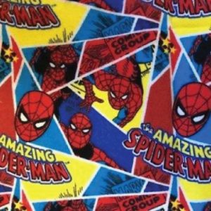 Amazing Spider-Man - Marvel - Flannel Cotton Print (13020003)