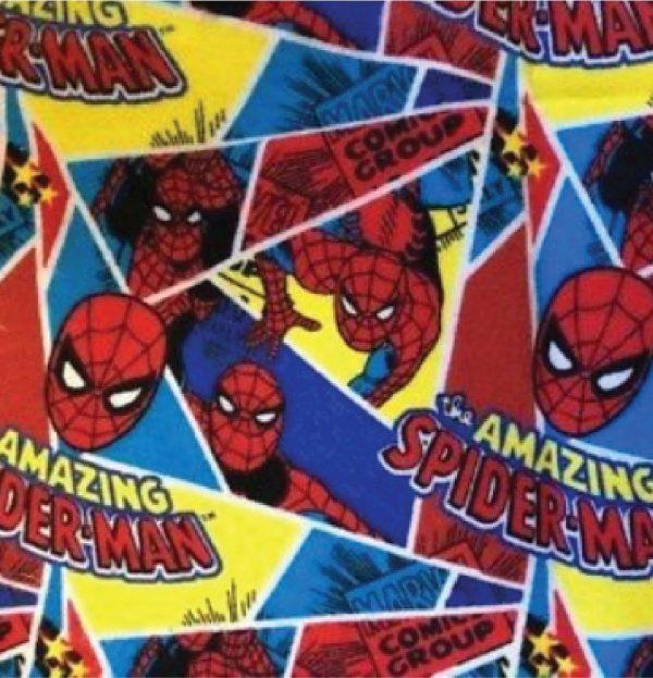 Amazing Spider-Man - Marvel - Flannel Cotton Print (13020003)