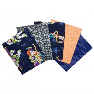 Disney - Toy Story Fat Quarters (2263-03)