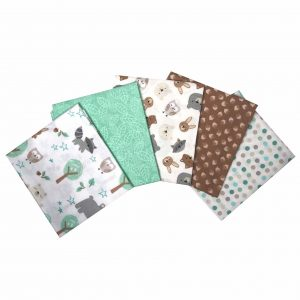 Woodland - Fat Quarters (2321)