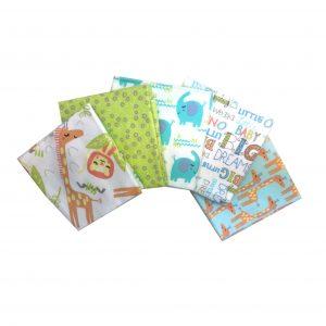 Playful Cuties - Fat Quarters (2334)