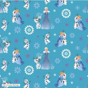 Frozen - Disney - Cotton Prints (2387)