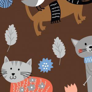 Catz - Cotton Prints (2399)