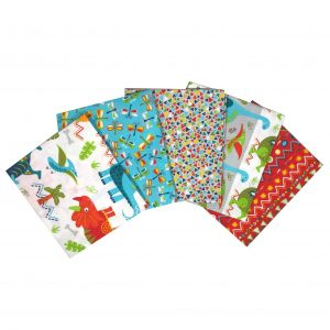 Jurassic Journey - Fat Quarters (2405)