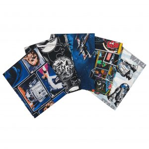 Star Wars - Fat Quarters (2412)