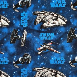 Star Wars - Cotton Prints (2412)