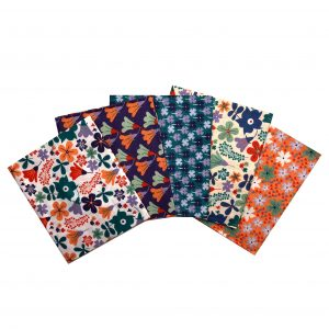 Secret Garden - Fat Quarters (2414)