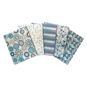 Star Facet - Fat Quarters (2438)