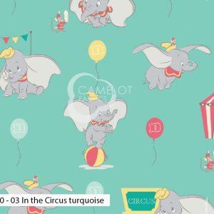 (Pre-Order) Dumbo - Disney - Cotton Prints (2450)