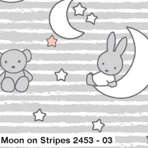 (Pre-Order) Miffy - Bedtime - Cotton Prints (2453)