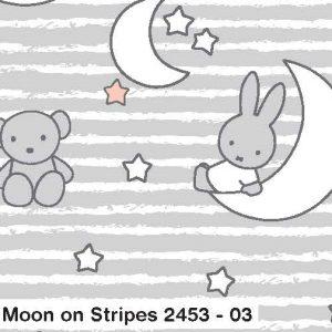 (Pre-Order) Miffy - Bedtime - Cotton Prints (2453)