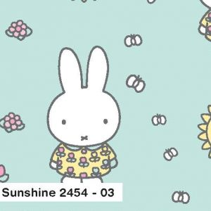 (Pre-Order) Miffy - Spring - Cotton Prints (2454)