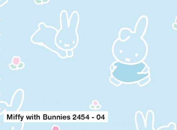 (Pre-Order) Miffy - Spring - Cotton Prints (2454)