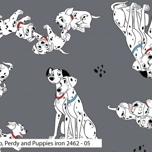 (Pre-Order) 101 Dalmatians - Disney - Cotton Prints (2462)