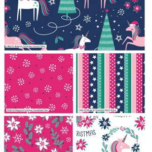 (Pre-Order) Magical Christmas - Fat Quarters (2482)