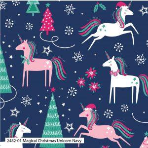 (Pre-Order) Magical Christmas - Cotton Prints (2482)