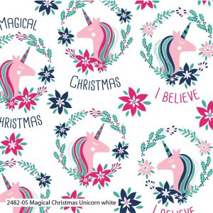 (Pre-Order) Magical Christmas - Cotton Prints (2482)