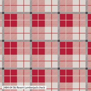 (Pre-Order) Ski Resort Christmas - Cotton Prints (2484)
