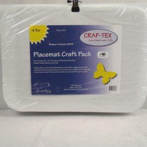 Craf-Tex Placemat Craft pack (3501)
