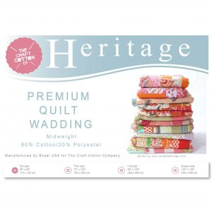 Heritage Premium Mid-Weight Wadding Pack (3521)